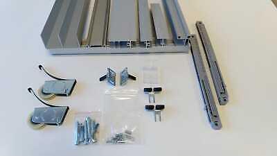 Kit Per Cabina Armadio.Kit 4 Ante Scorrevoli Completo Per Cabine Armadio Guardaroba