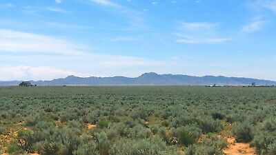 Rare 7 Acre New Mexico Ranch Build Ready! Near Power! Direct Road Access! 4