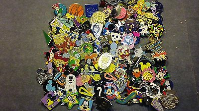 Disney Pins 50 Different Mixed Lot Fastest Shipper Usa Seller 3
