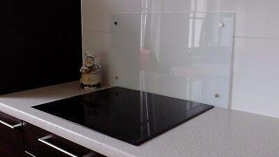 SPRITZSCHUTZ LACKIERTES GLAS ESG 6mm nach maß Küchen ...