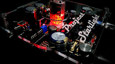 Project Starlight Tube / Opamp / Headphone Amplifier / Us Built / 5Yr Warranty! 3