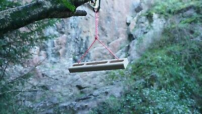 Arête Climbing Portable Fingerboard Hangboard Warm-Up Training Crag Stick 3