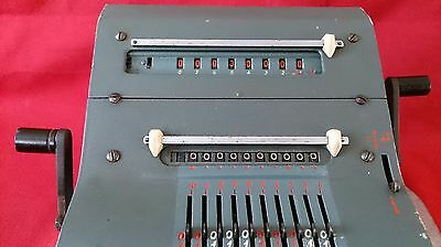 Calculadora Brunsviga 13 ZK ( modelo Azul) 7