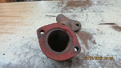 Ford Tractor Thermostat Housing Jubilee,Naa, 600,700,800,900 With Power Steering 4