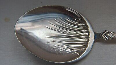 Anitra Solid small Pastry Spoon by Magnus Aase 830 Silver Norway 3