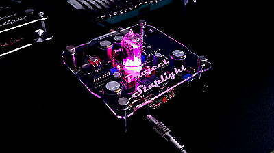 Project Starlight Tube / Opamp / Headphone Amplifier / Us Built / 5Yr Warranty! 6