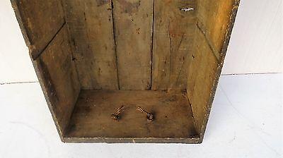 Tante Emma Laden Krämerladen alte Holzkiste Harrison Made in USA Schmalz Schwein 11