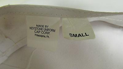 0b472a90 KEYSTONE UNIFORM CAP Cover Size Small White - $6.99 | PicClick