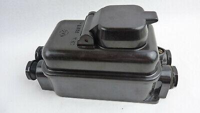 Ein//Aus Bauhaus 1 von 4 Stück alter Schalter sehr guter Zustand Bakelit