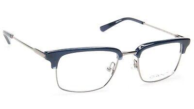 Gant GA3127 Eyeglasses 50 090 Shiny Blue
