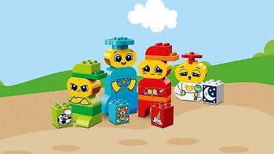 LEGO® DUPLO® 10861 Meine ersten Emotionen - Gefühle erklären NEU OVP_ NEW MISB 4