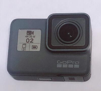 Used GoPro HERO 5 Black Waterproof Action 4K Ultra HD Camera Touch Screen Case 4