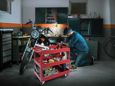 AREBOS Chariot servante d'atelier Chariot à outil Chariot de montage