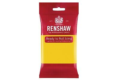 250g RENSHAW Ready To Roll Icing Sugarpaste Fondant - Mix & Match Special Offer 12