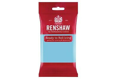 250g RENSHAW Ready To Roll Icing Sugarpaste Fondant - Mix & Match Special Offer 3