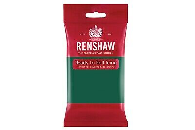 250g RENSHAW Ready To Roll Icing Sugarpaste Fondant - Mix & Match Special Offer 6