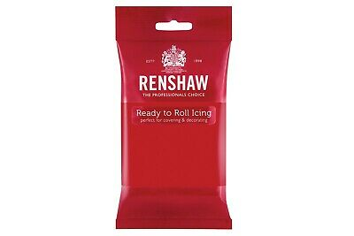 250g RENSHAW Ready To Roll Icing Sugarpaste Fondant - Mix & Match Special Offer 7