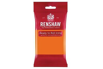 250g RENSHAW Ready To Roll Icing Sugarpaste Fondant - Mix & Match Special Offer 9