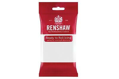 250g RENSHAW Ready To Roll Icing Sugarpaste Fondant - Mix & Match Special Offer 11