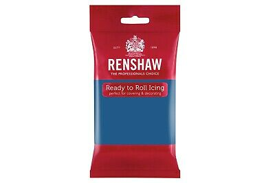 250g RENSHAW Ready To Roll Icing Sugarpaste Fondant - Mix & Match Special Offer 2