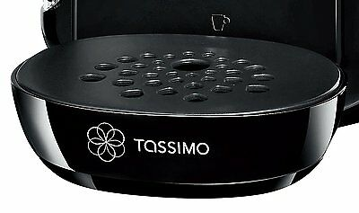 Bosch Tassimo Vivy Hot Drinks and Coffee Machine 1300W Instant Coffee Pods Black 6