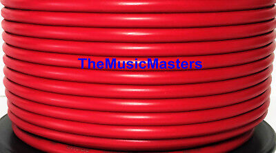 16 Gauge 100' ft each Red Black Auto PRIMARY WIRE 12V Wiring Car Power Cable 3
