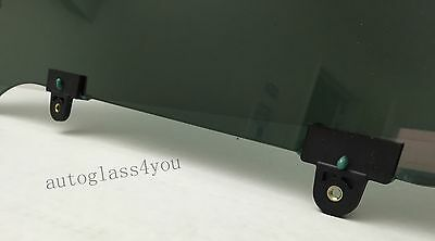 Fit 01-04 Toyota Tacoma Pickup 4D Crew Cab Driver Left Rear Door Window Glass