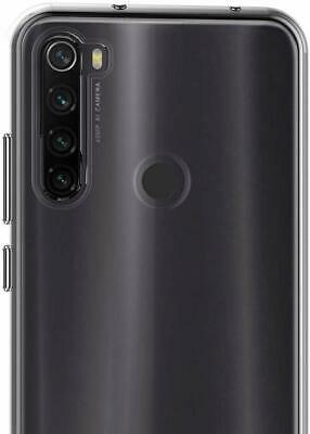 Cover Custodia + Pellicola Vetro Temperato Per Xiaomi Redmi Note 8T 8 T 8