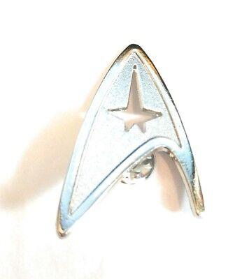 Star Trek Logo Metal Pin brooch Silver color Collectible gift decor cosplay 9