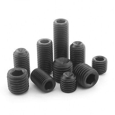M3 / 3Mm High Tensile 12.9 Socket Set Screws Cup Point Grub Screws Allen Socket 4