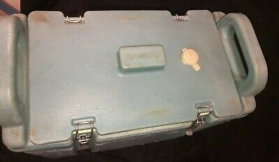 Cambro Blue Insulated Soup/Beverage Carrier 350LCD 3.3/8 Gallon Capacity. #1T 9