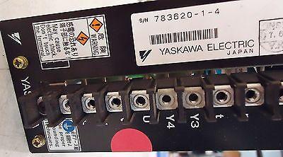 Yaskawa Electric Servopack M/n Cacr-Sr03Ad1Kry110 200V Made In Japan S/n 783520- 3