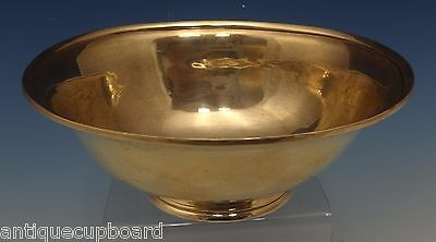 Arthur Stone Sterling Silver Gravy Bowl & Underplate (#0514)