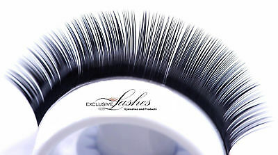 Exclusive Individual Mink Lashes Semi Permanent Individual Eyelash Extensions