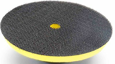 4 Inch Plastic Foam Backer Pad 5/8-11 For Diamond Polishing Pads Stone Concrete