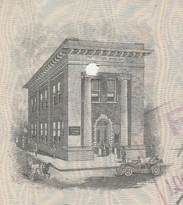 Iowa 2 1919 Cancelled Checks From The Lockridge Savings Bank  Lockridge