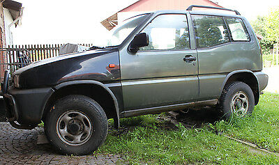 Anlasser Ford Nissan Maverick 1992-1998 Original King Cab Pick Up Terrano Bj
