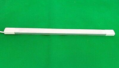 2 x 12V LED Strip Light Lamp Bar 610mm Long Horseboxes Truck Van Motorhome