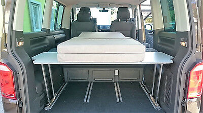 vw t5 t6 multiflexboard konsolen t st ck auflage. Black Bedroom Furniture Sets. Home Design Ideas