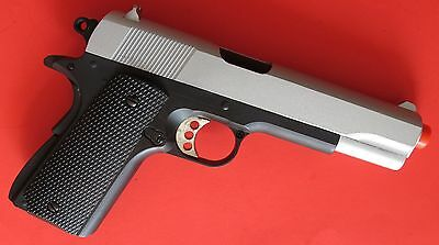 Moving Hammer High Performance 1911 Airsoft Spring Pistol W//Open Ejection Port