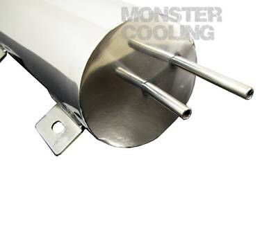 1971,1972,1973 Ford Mustang Stainless Steel Overflow Tank//Catch Can 3 x16