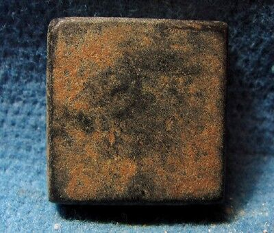 Ancient Roman / Byzantine 12 scripula weight. 4-6 Century. AD. Excellent patina. 2