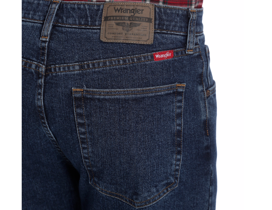1358f225 Men's Wrangler Performance Series RELAXED Fit Comfort Flex Waistband Jean 4  4 of 6 See More