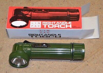 Genuine NATO Right Angle Torch Black