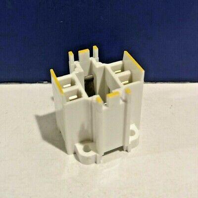 White Socket 75 Watt 600V Bulb D3990 CFL Socket GX24q-4 Base 42W 4-Pin NEW 3