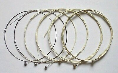 ACOUSTIC GUITAR STRINGS GOLD 6x LIGHT (12-53) 150XL STEEL UK SELLER 2