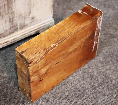 Rare Antique 1840s Era Salesmans Sample Painted Dresser Jewelery Box 10