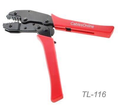 SMB RG178 RG316 RG174 LMR100;SMA N-Type TNC SMC Crimper crimping tool 336V