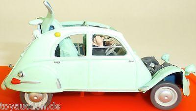 Kustharzfigur B.Castafiore Le Musée Imaginaire de Tintin Moulinsart 46009
