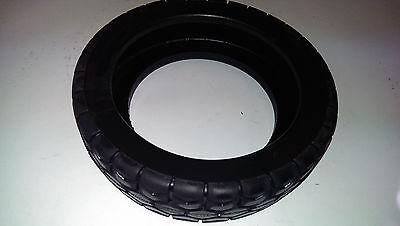 1 Of 2 42751 Va3 J00 Wheel Tire Rubber Honda 8 Lawn Mower Lawnmower Hr214 Hr